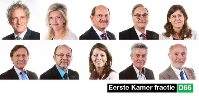 Foto EK fractie